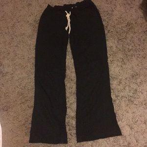Roxy Oceanside linen pants size small